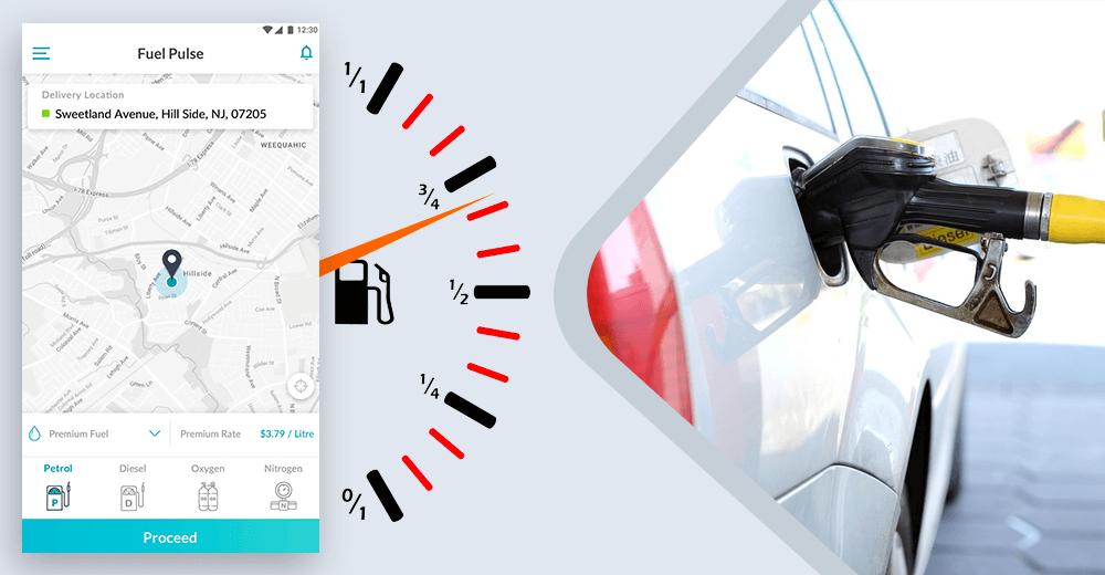 Fuel Delivery App Development Solution