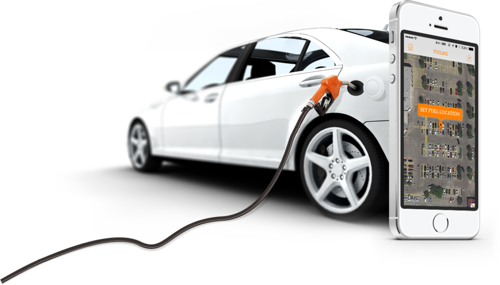 On Demand Fuel App